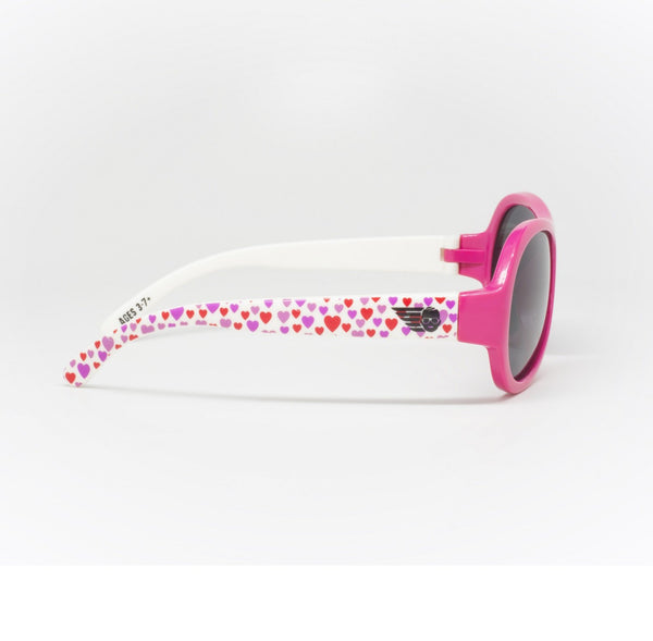 Babiators Limited Edition Sunglasses 0-3Yr LTD 009- Lovefest