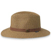 Wallaroo Hats Outback Men's Sun Protective Hat- Brown