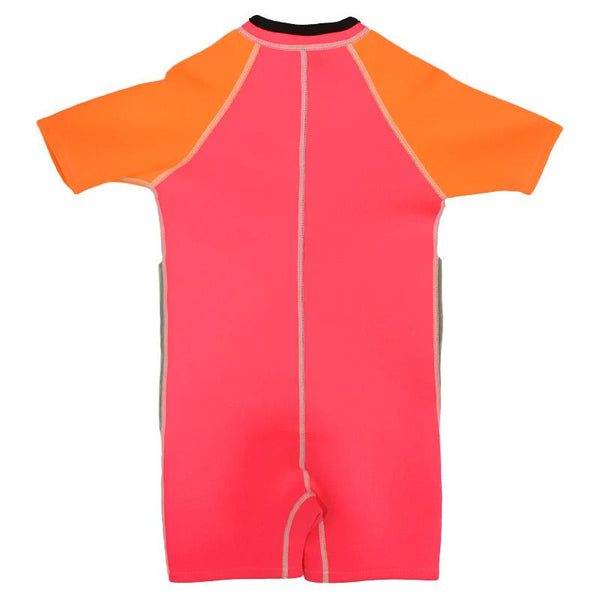 Pelagos Girls Neoprene Thermal Suit- Pink