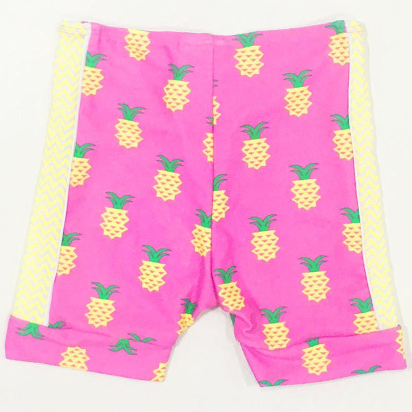 Platypus PB32GpP18-PC Bike Short- Pineapple Crush