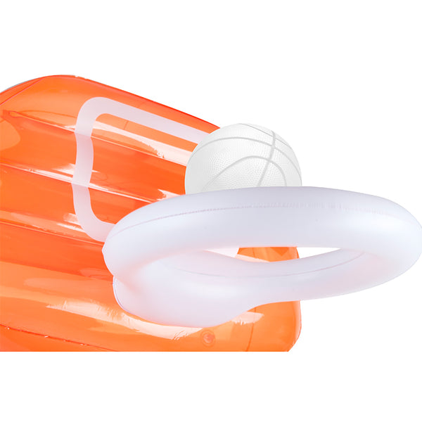 Sunnylife Inflatable Mega Basketball Set Neon- Pomelo S1PMBSNE