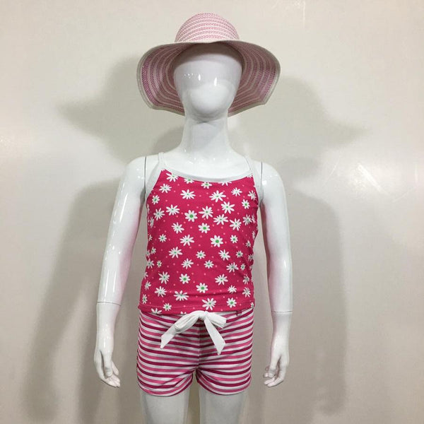 SNR 634-S BABY STRAW SUNHAT PK - S
