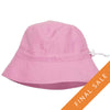 Snapper Rock 614D UV50 Bucket Hat- Dark Pink