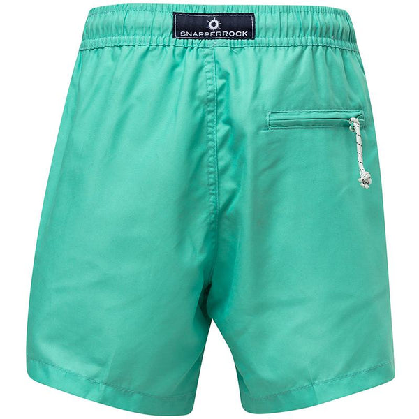 Snapper Rock B90058NC Mint Hybrid Board Short