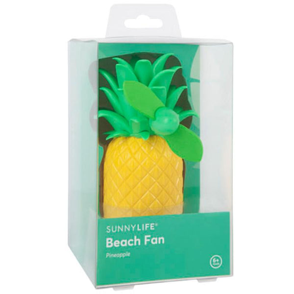 Sunnylife Beach Fan S8IFANPI- Pineapple