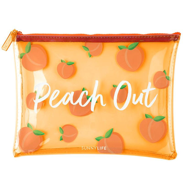 Sunnylife See Thru Pouch S90POUPE- Peach