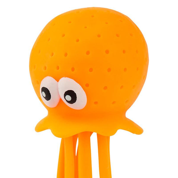 Sunnylife Octopus Bath Squirters S02OCTXO- Neon Orange