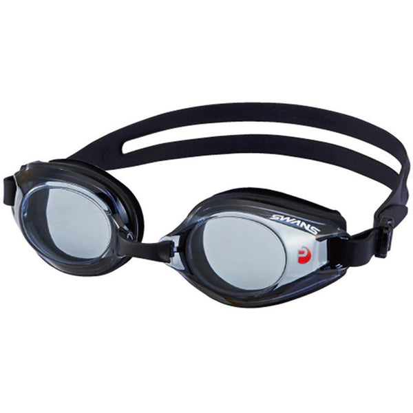 Swans Adult Fitness Goggles (Premium Anti-Fog) SW-43 PAF-Smoke/ Black