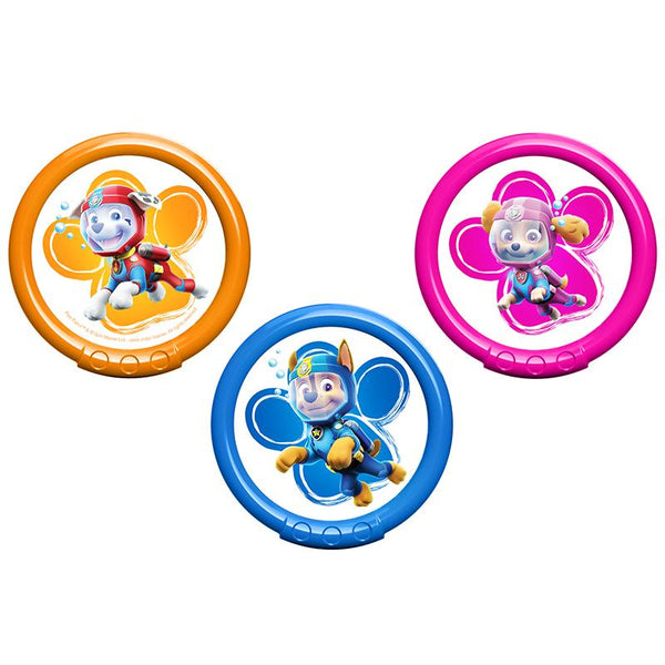 Swimways 6044347 Paw Patrol Dive Rings (3-pack)