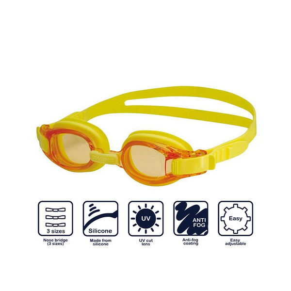 Swans Junior Goggles SJ-8N - Orange