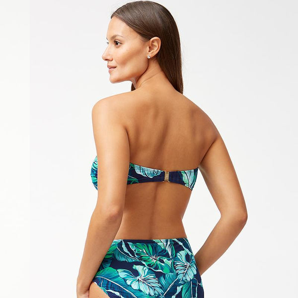 Tommy Bahama TSW90603T Tie Front Bandeau