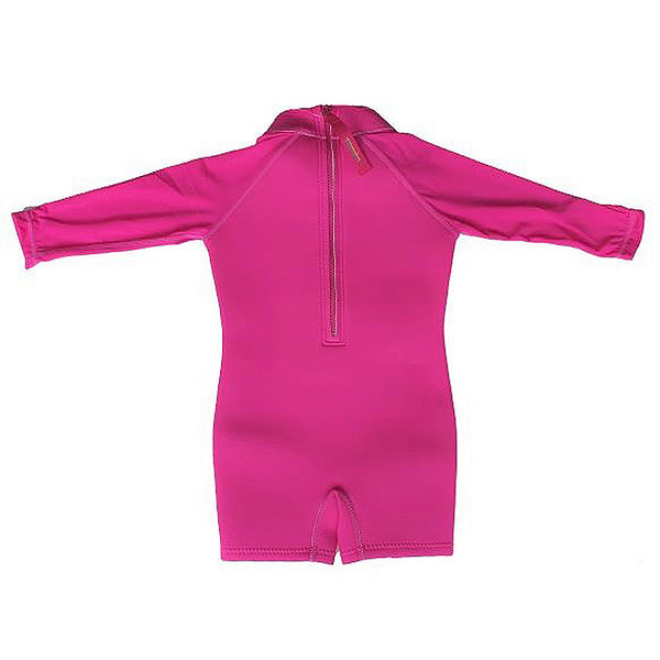 Watercolors Thermal Swimsuit WA110-04- Pink
