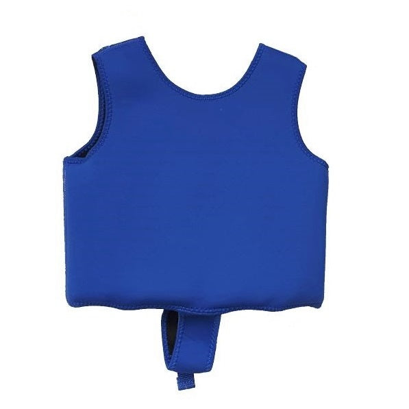 Watercolors Swim Trainer Vest WA120-03- Blue