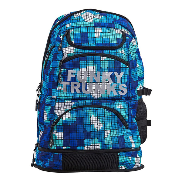 Funky Trunks Elite Squad Backpack FYG003N- Deep Impact