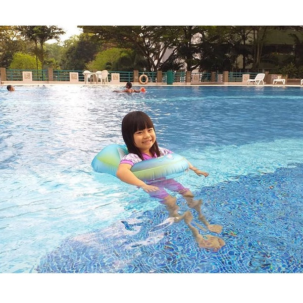 Watercolors WB8104 Swim Ring Easy-Wear 6-16kg