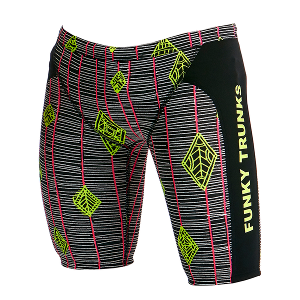 Funky Trunks Boy's Training Jammer FT37B - Kite Runner