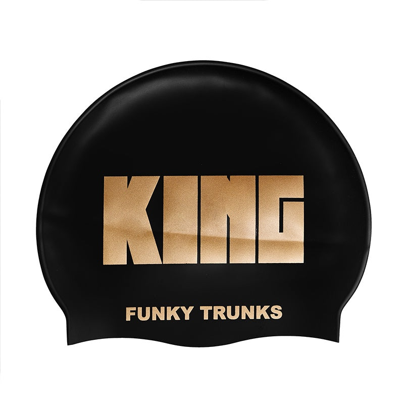 Funky Trunks Swimming Caps FT99- Crown Jewels