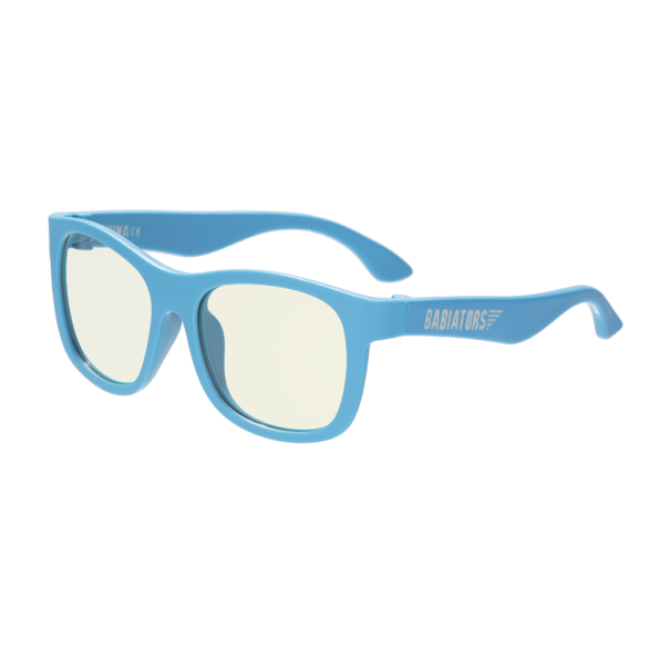 Babiators Blue Light Glasses 6-8yr BSS-006- Blue Crush