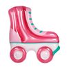 Sunnylife Roller Skate Luxe Lie-On Float S0LLIERS