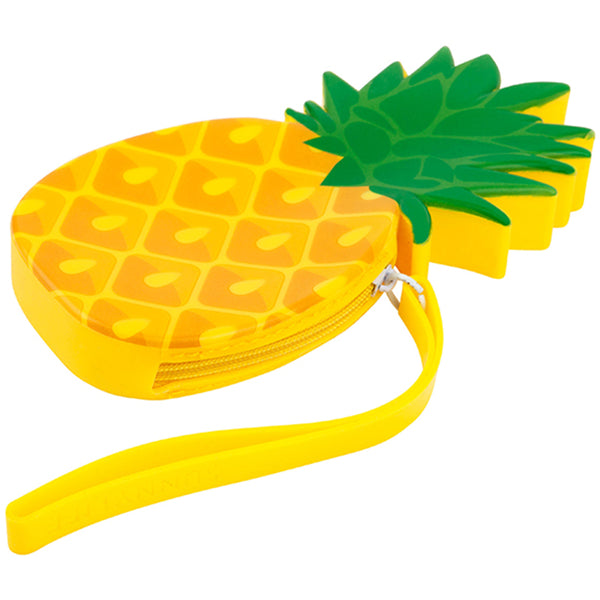 Sunnylife S80COIPI Silicone Coin Pouch Pineapple