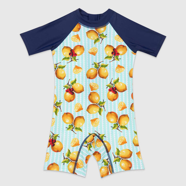 Aqua Blu Kids Zoot Suit AB9005LE- Lemonade