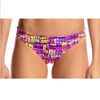 Funkita Women's Bibi Banded Brief FS24L- Dotty Dash