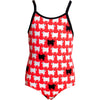 Funkita FG01T Toddler Girl's One Piece-Black Sheep