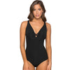 Jets Mesh Panelled Plunge One Piece J10465D_DD - Parallels