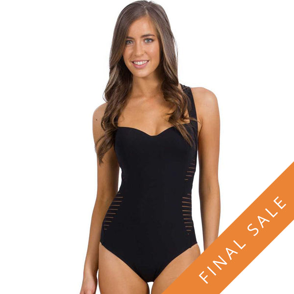 Jets Mesh Panels One Piece J1886 - Parallels