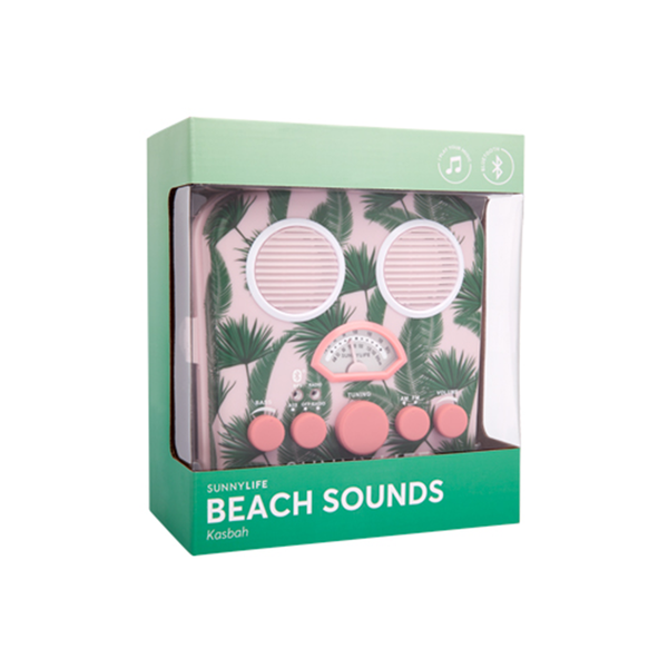 Sunnylife Beach Sounds S0ISOBKA- Kasbah
