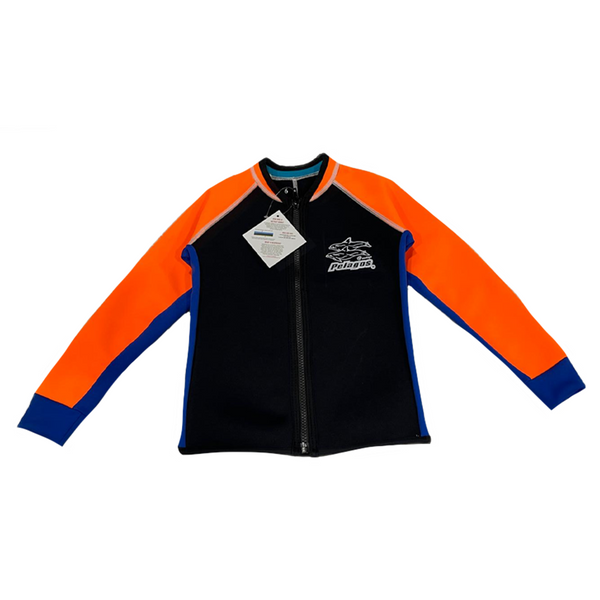 Pelagos Boys Thermal Jacket - Asst