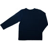 Tom & Teddy SDBLS-J Boys Rash Tops Long Sleeves Deep Blue