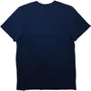 Tom & Teddy SDBSS Mens Rash Tops Short Sleeves Deep Blue