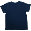 Tom & Teddy SDBSS-J Boys Rash Tops Short Sleeves Deep Blue