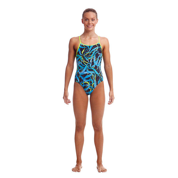 Funkita Girls Diamond Back Eco D-P 1pc FKS033G- Sucker Punch