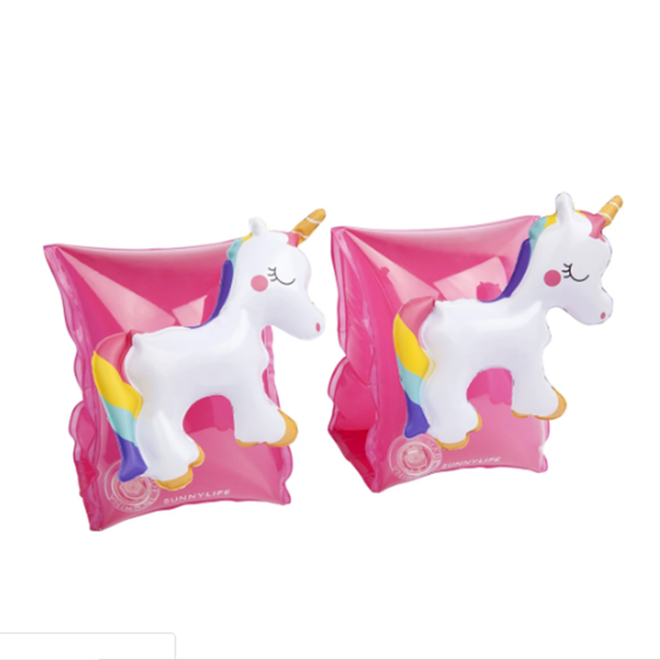 Sunnylife Float Bands S0LARMUN- Unicorn