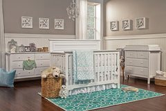 Autumn Collection 4 in 1 Convertible Crib