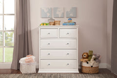 Signature 5-Drawer Tall Dresser