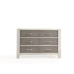 Rustico Collection Moderno Double Dresser