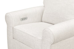 Monroe Pillowback Power Recliner