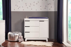 Hudson 3-Drawer Changer Dresser