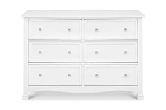Kalani 6 Drawer Double Wide Dresser