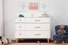 Lolly 6-Drawer Double Dresser