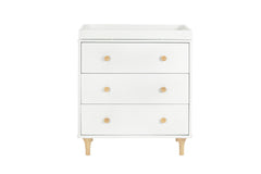 Lolly 3-Drawer Changer Dresser