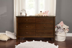Morgan 6-Drawer Double Dresser