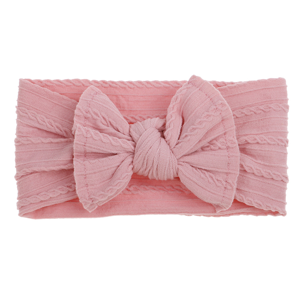 soft headband | light pink