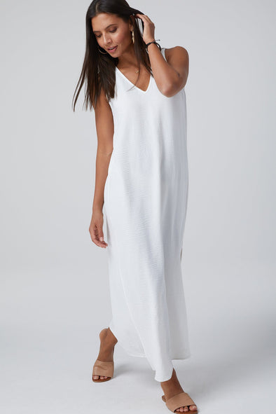 the Santorini Airflow Dress