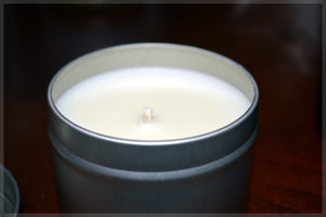 Live, Laugh, Lavender Soy Aromatherapy Candle