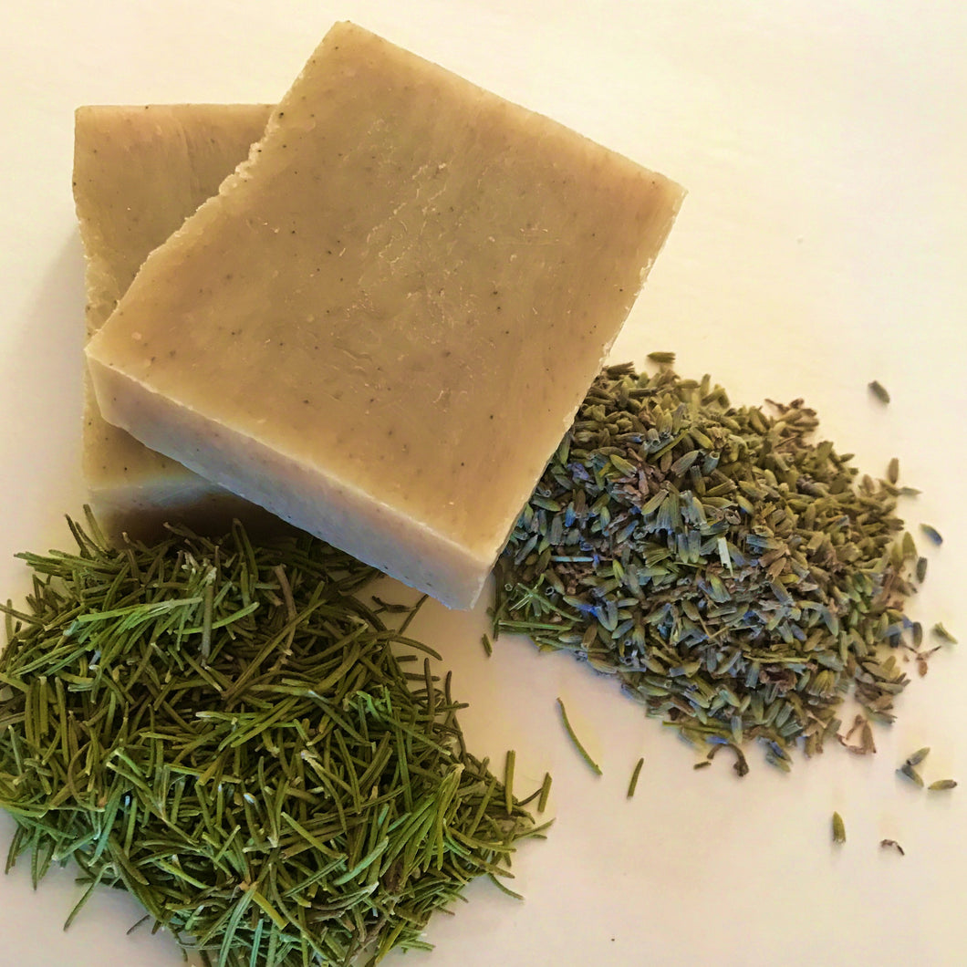 Rosemary & Lavender Shampoo Bar