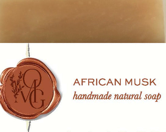 African Musk Soap